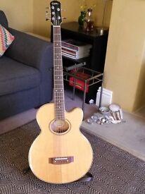 Epiphone 'El Capitan' 5-string electro-acoustic bass guitar