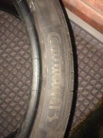 Tyres size19