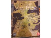 Game of Thrones Season 1,2 and 3