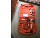 Second fix Paslode nail gun
