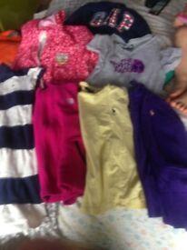 Named bundle clothes age 6