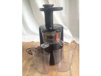 VonShef 150W Slow Masticating Juicer. Excellent for juicing veg, fruit, greens