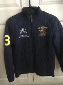 Boys Ralph Lauren Barbour style coat