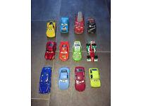 Disney diecast cars bundle