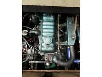 Perkins 4 108 inbord boat engine for sale.