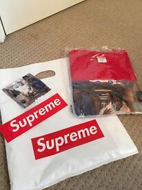 Supreme/Rap A Lot Records Geto Boys Tee