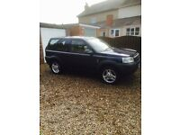 Freelander se 1.8 hardback full leather heated seat car looks and drives A1 no issue stop top 4x4