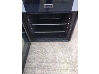 Cannon Double oven stainless steel can be delivered