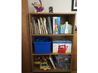 Toy Store and Book Shelf Unit- Galant Ikea Reduced to £35