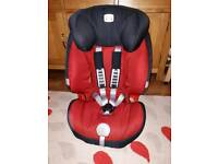 Britax Evolva 123plus car seat