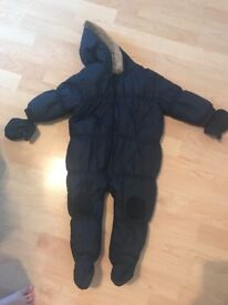 Boys Cosy Suits