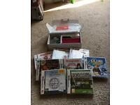 Nintendo DSi console and games bundle