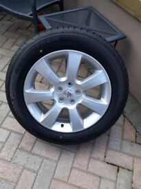 Suzuki grand vitara sz5 alloy wheel