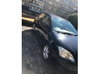 Toyota Corolla 2006 manual black