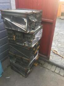 30 Ammo cans
