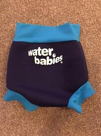 Water babies happy nappy size small