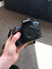 Nikon d750, lens, flash and extras