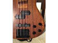 Bass Guitar Vintage V940 Fretted - very good state - used only at home