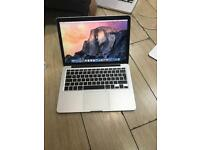 Apple MacBook Pro Retina 13 inch Early 2015 8GB RAM 256GB SSD