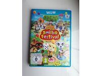 Animal Crossing Amiibo Festival game
