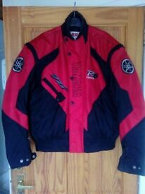 yamaha yzf r6 motorcycle jacket