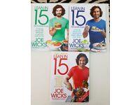 Joe Wicks Lean in 15 books brand new