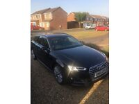 Audi A4 Avant, S Line, 66 plate, low mileage, great condition, recently serviced, sat nav, 2 litre
