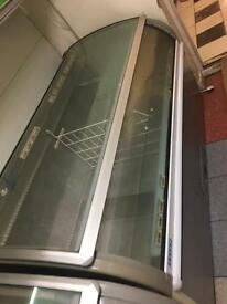 Chest freezer 2m long 70 width with delivery and installation
