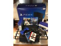 PS4 PRO 1tb 2controllers, 6games and PS4 camera