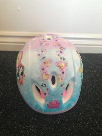 Disney princess bike hat