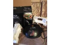 George foreman compact health grill