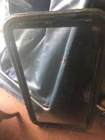 Rover 25 / ZR sunroof glass