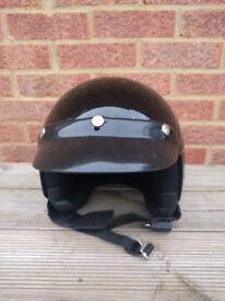 Motorcycle Helmet - Scooter Helmet - Small