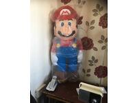 official nintendo rare giant 38 inch plush super mario official nintendo