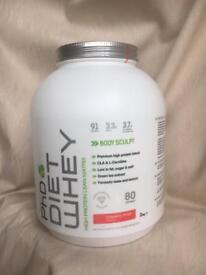 Proteins - PhD Diet Whey, Strawberry Delight flavour, 2 Kg