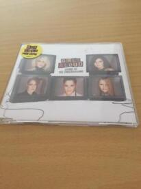 Girls aloud sound of the underground cd single
