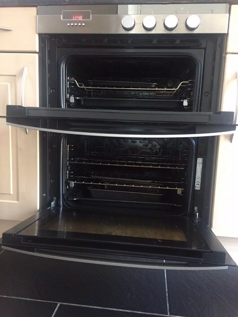 Fisher & Paykel Designer Double Built Under Electric Oven