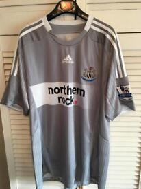 Newcastle United Adidas Shirt Nolan 4 Large
