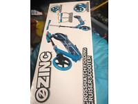 Zinc Folding Cruiser Scooter. Brand New Sealed