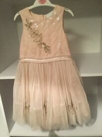 NEXT DRESS! Beautiful Sequence Dress! Age 3/4