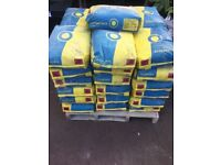 Cement 50 bags per pallet delivery