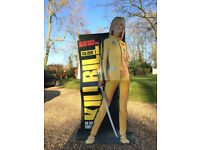 Kill Bill Volume 1 Cinema Stand Cardboard Cut