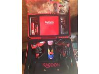 Racoon Hair Extension Kits With Extras