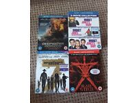 New sealed blurays for sale