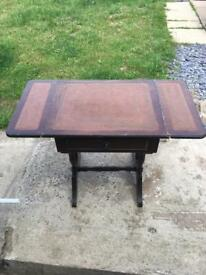 Antique side/ phone table
