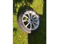 MX5 Mk3 Spare Wheel
