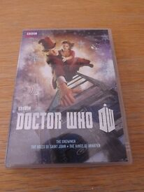 Doctor Who Series 7 Part 2A DVD