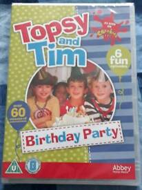 Topsy and Tim Birthday Party DVD