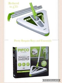 Pifco Rechargeable Sweeper
