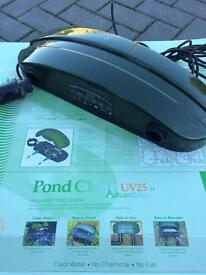 Pond clear uv25